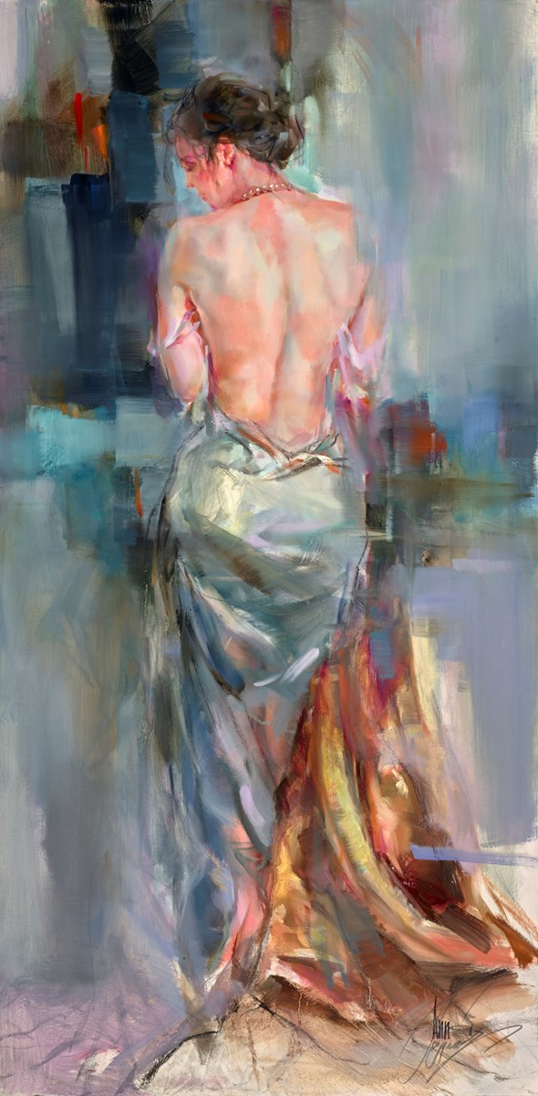 Nobody But You by anna razumovskaya -  sized 24x48 inches. Available from Whitewall Galleries